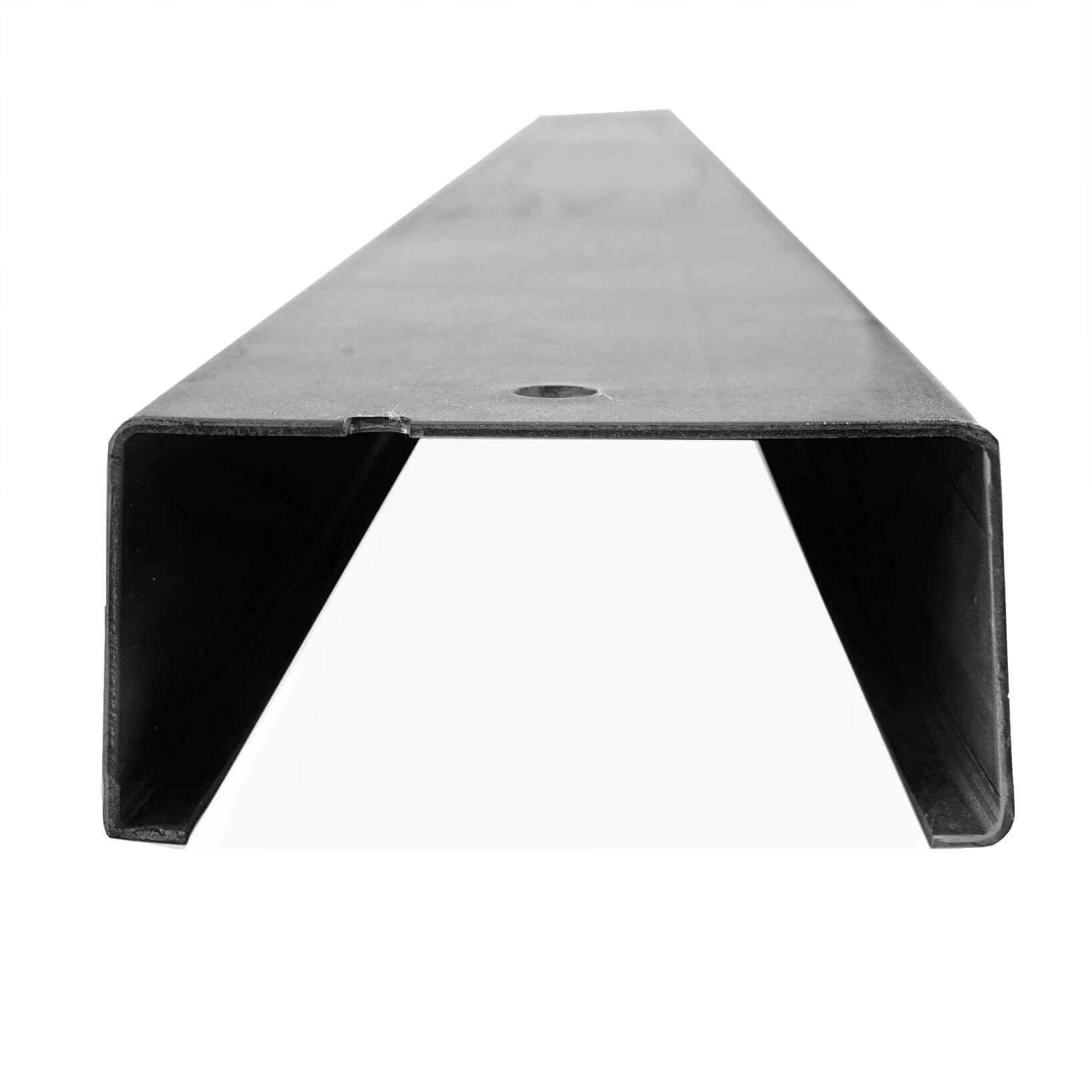 lisse de bardage m tallique c140 mm pr perc e galvanis e. Black Bedroom Furniture Sets. Home Design Ideas