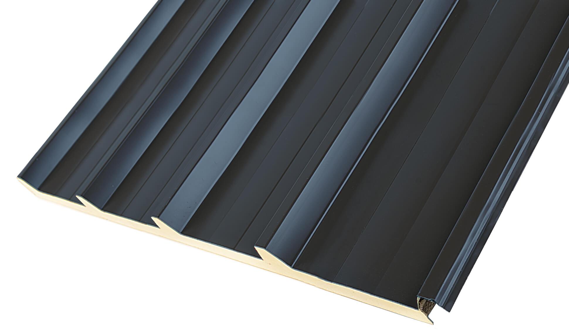 panneau sandwich de toiture sur mesure toles moins cheres. Black Bedroom Furniture Sets. Home Design Ideas
