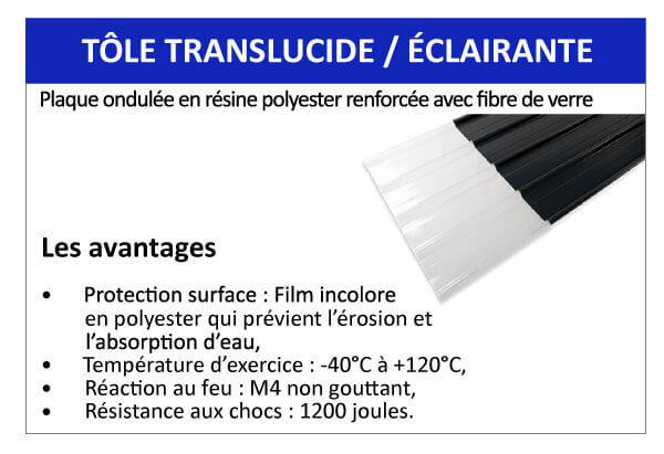 Toles-translucide